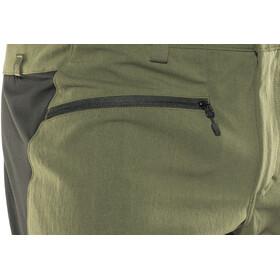 Haglöfs Rugged Flex Pantalones Hombre, deep woods/true black